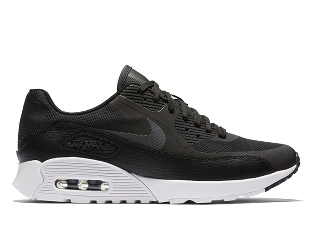 cheaper 27d19 d7e24 Nike Air Max 90 Ultra 2.0 881106 002 Sneakers pas cher femme Noir Blanc