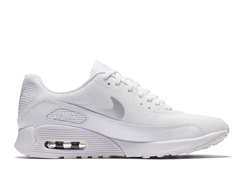 Nike Air Max 90 Ultra 2.0 881106 101 Sneakers pas cher femme Blanc