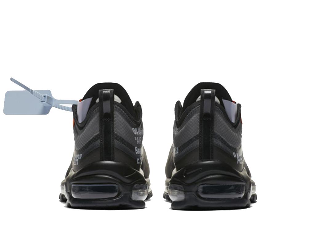 Off White x Nike Air Max 97 AJ4585 001 Officiel Chaussures