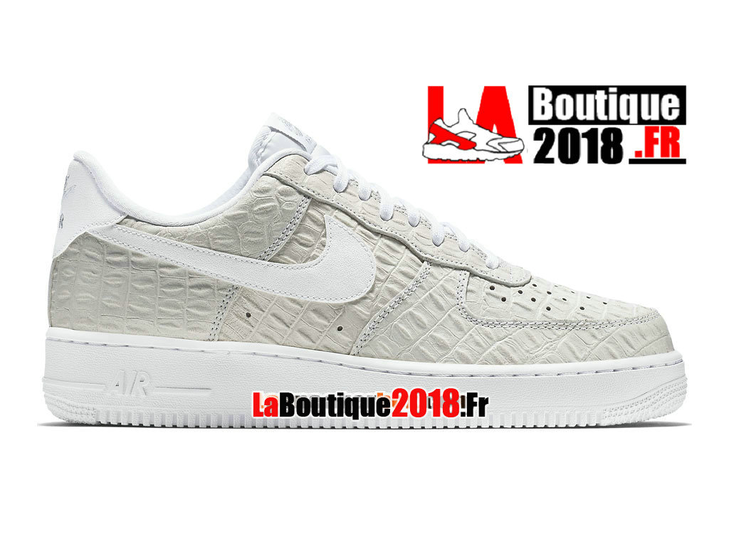 66989abd302 Official Nike Air Force 1 07 LV8 Low - Men´s Nike Sneaker Shoe White