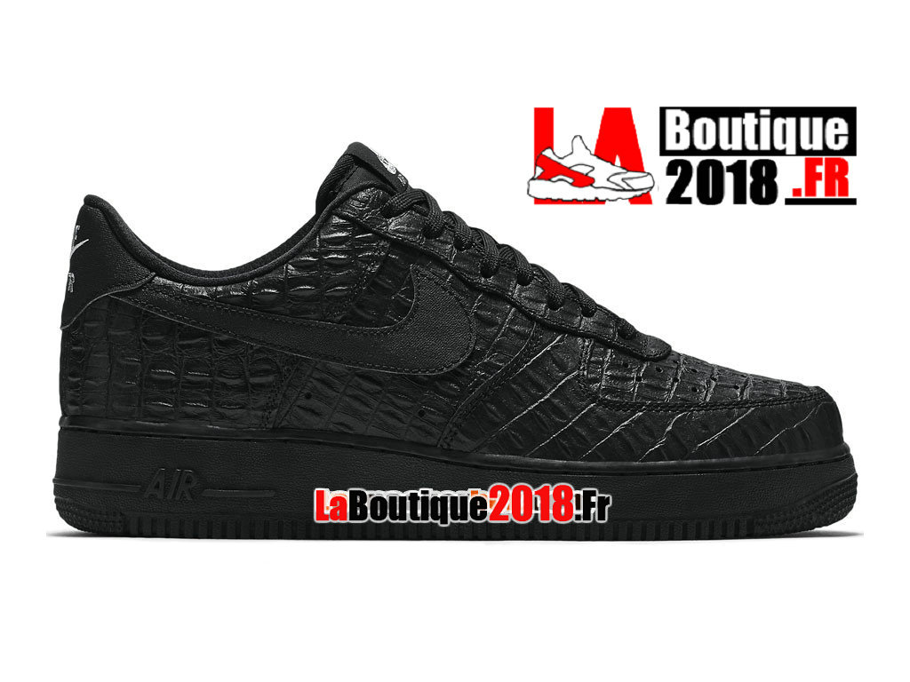 9e47e1dd5d6 Official Nike Air Force 1 07 LV8 Low - Men´s Nike Sneaker Shoe Black ...