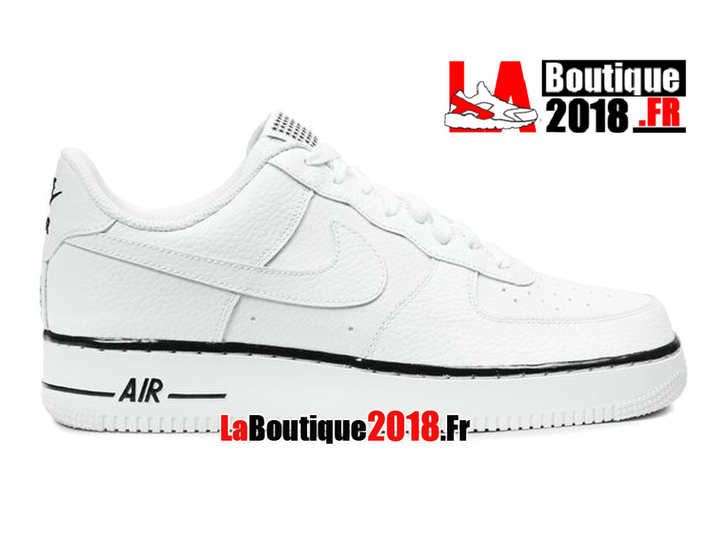 Officiel Nike Air Force 1 07 Pivot White 488298-160 Chaussures Nike Sneaker Pas Cher Pour Homme