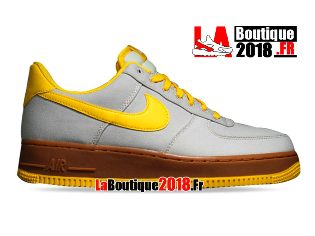 the latest 1a281 24e62 Official Nike Air Force 1 ´07 TXT Light BoneTour Yellow AJ7282-002