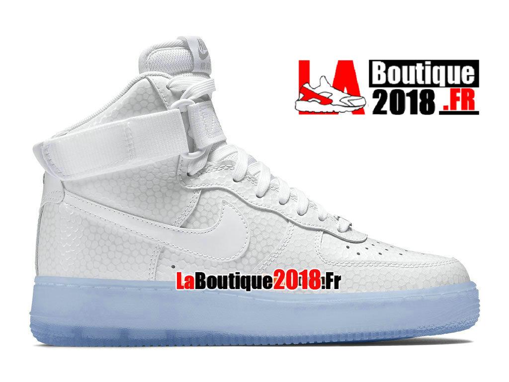Official Nike Air Force 1 Hi Premium - Men´s Nike Sneaker Sports Shoe White 27e43f09a3e1