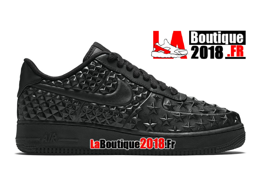 "Officiel Nike Air Force 1 LV8 VT ""Independence Day"" Low - Chaussures Nike Sneaker Pas Cher Pour Homme Noir 789104-001"