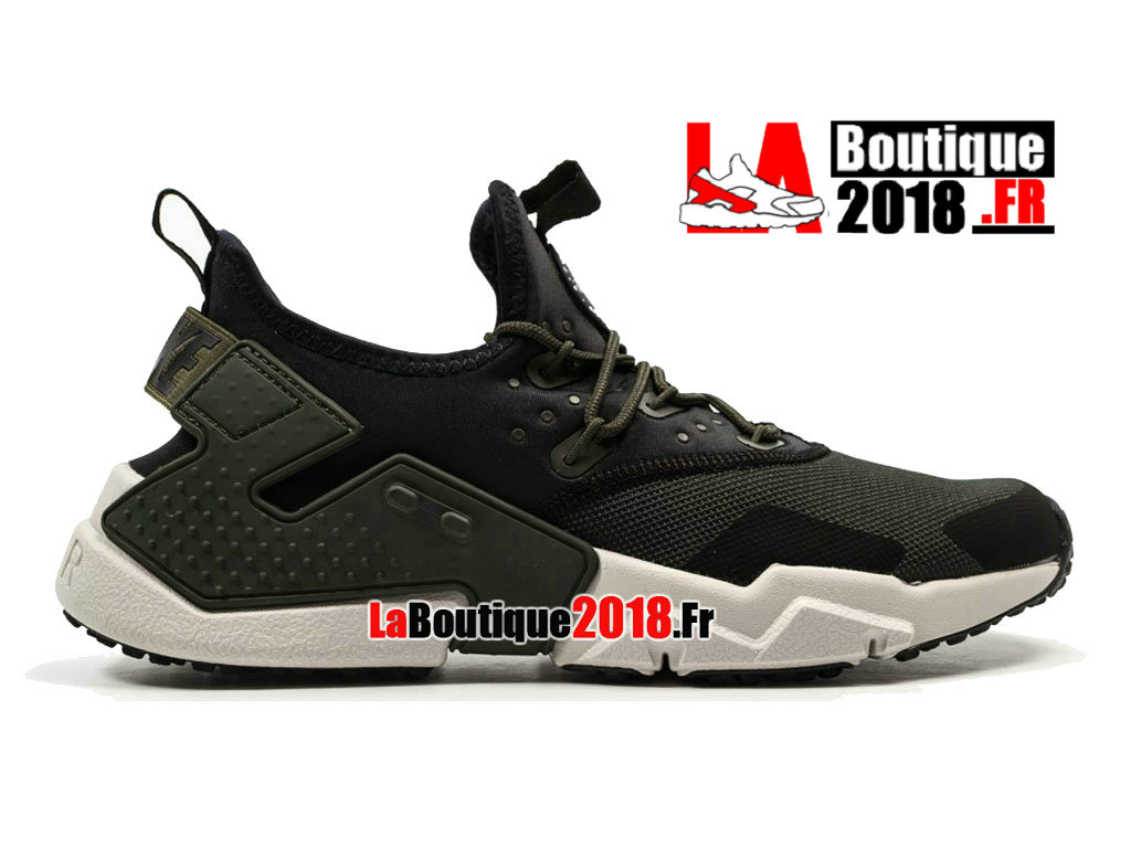 sneakers for cheap a9f48 26355 Official Nike Air Huarache Drift - Men´s Nike Sneaker 2018 Shoes Black Green