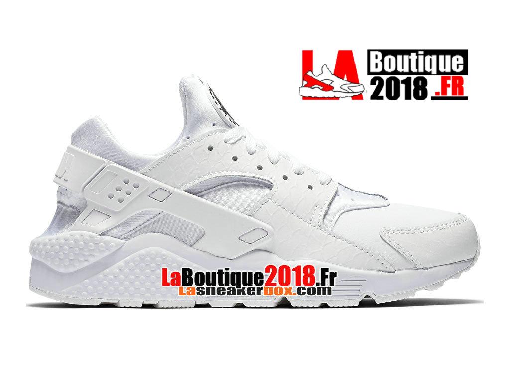 new products 13b98 76770 Official Nike Air Huarache Run Premium - Men´s Nike Sneaker Shoe White  704830-