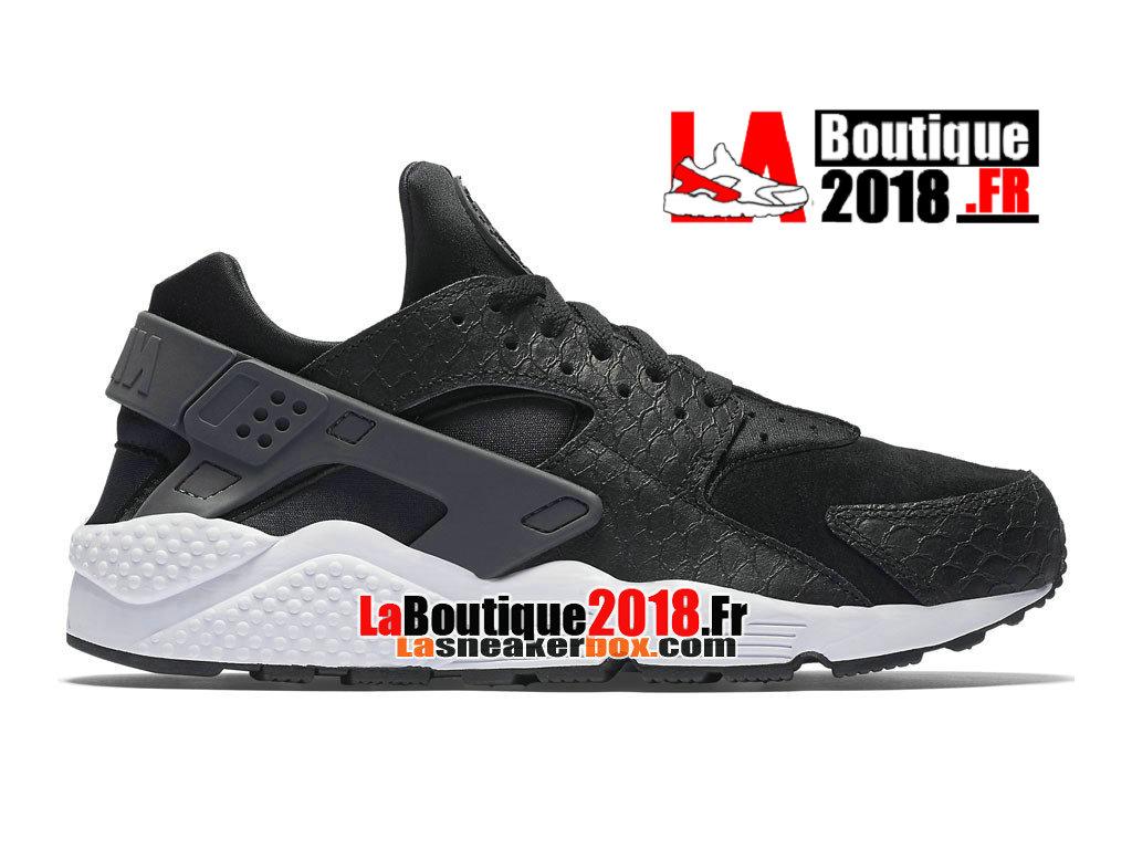 finest selection 41665 d8c9c Official Nike Air Huarache Run Premium - Men´s Nike Sneaker Shoe Black Dark