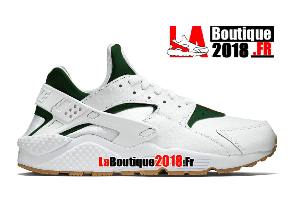 ff559b592b1 Officiel Nike Air Huarache X Gucci (GS) - Chaussure Nike Sneaker Pas Cher  Pour