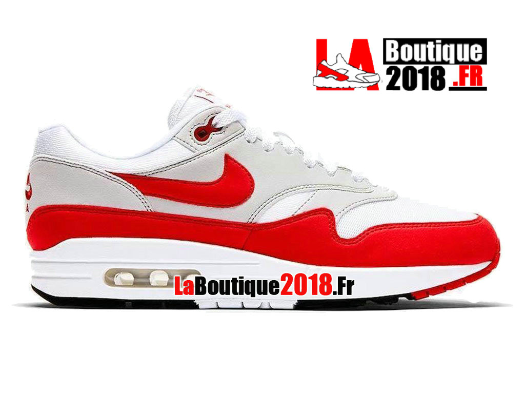 Officiel Nike Air Max 1 Anniversary Restock Info 908375-103 Chaussure Nike Sneaker Pas Cher Pour Homme