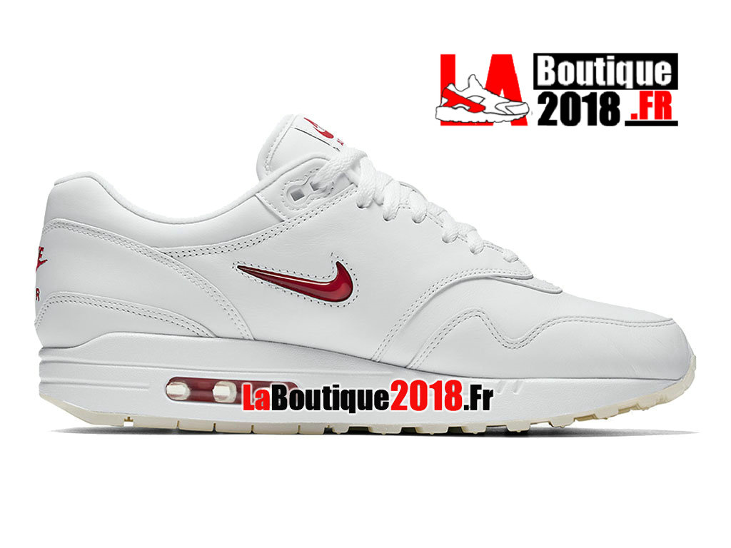 sale retailer 8dc5d cd4d4 Official Nike Air Max 1 Jewel OG White 918354-104 Men´s Nike Running