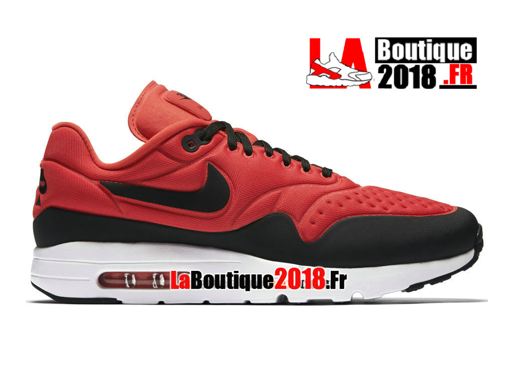 buy popular a9cc1 28c68 Official Nike Air Max 1 Ultra SE Red Black White 845038-600 Men