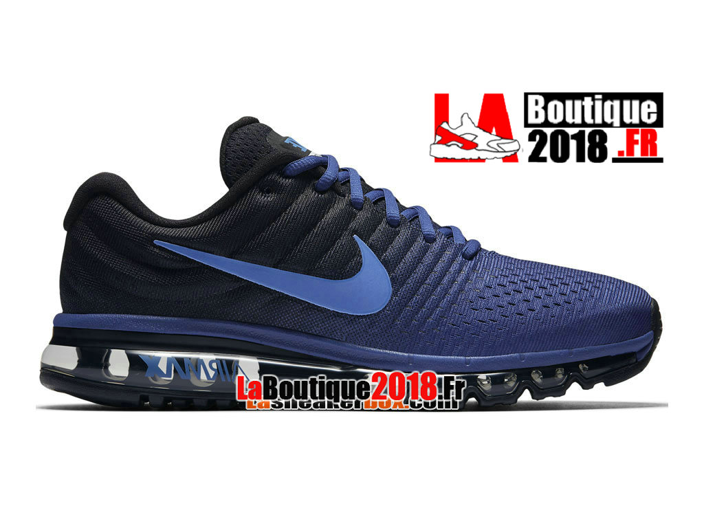 best website 55bfc ab2fa ... australia official nike air max 2017 mens nike sneaker shoe deep royal  blue 455eb a8191