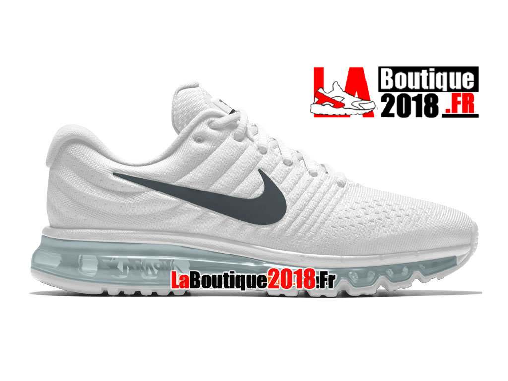 Nike Air Max 2017 Baskets, Blancgris: : Chaussures
