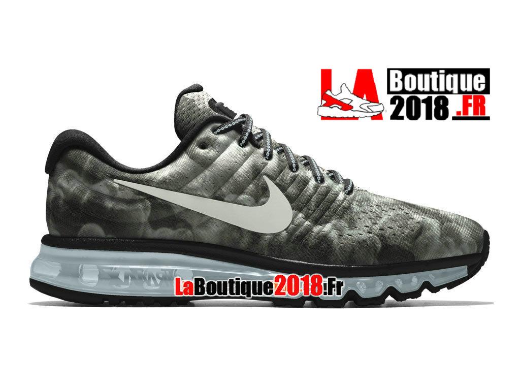 size 40 aec86 68b88 Official Nike Air Max 2017 iD - Men´s Nike Sneaker Shoe Dark Grey