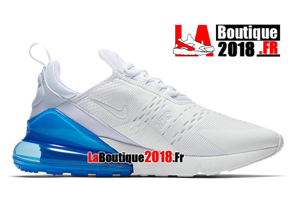 best website ee1b0 2ea90 Official Nike Air Max 270 - Men´s Nike Sneaker Shoe White Blue AH8050-
