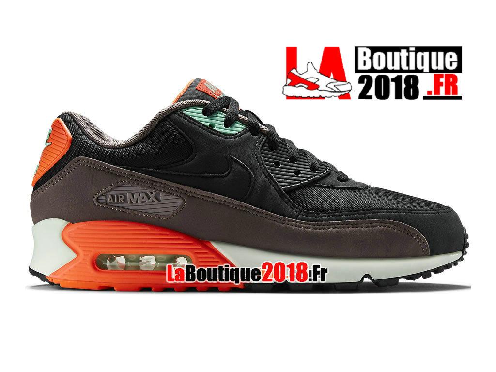 9de67b5a9f Official Nike Air Max 90 Essential - Men´s Nike Sneaker Shoe Black ...