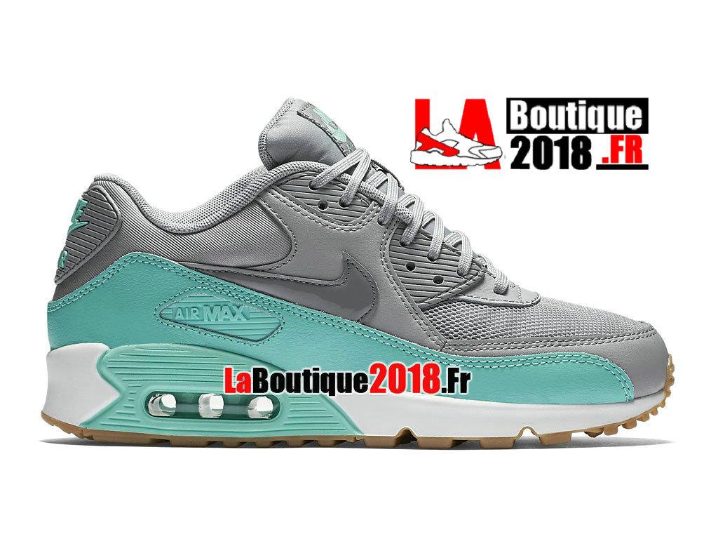 45dd06f8cb2 Official Nike Air Max 90 GS - Women´s Kids´ Nike Sneaker Shoes Grey ...