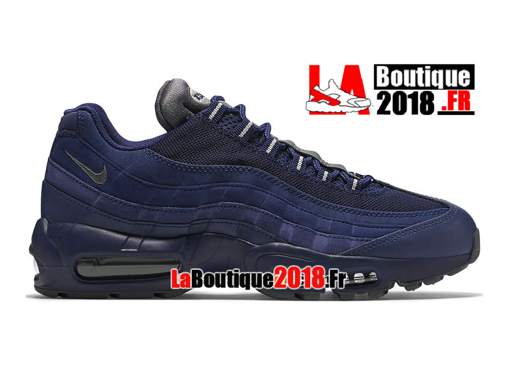 newest bff25 21d31 Official Nike Air Max 95 Essential - Men´s Nike Sneaker Shoes Loyal Blue