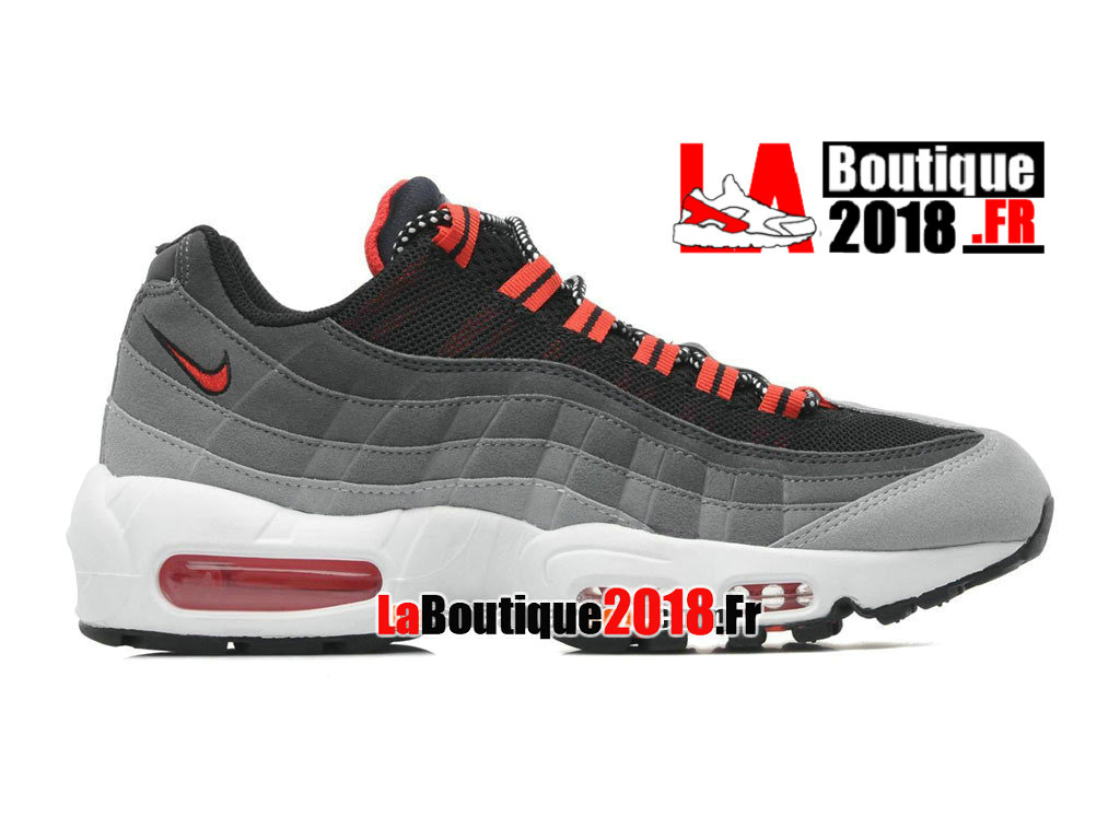 half off f9d7f bad68 Official Nike Air Max 95 - Men´s Nike Sneaker Shoe Wolf Grey Chilling