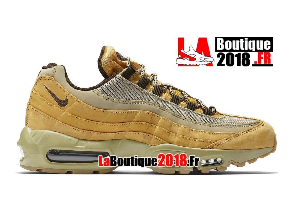 pretty nice c3df6 9f7bb Official Nike Air Max 95 Premium - Men´s Nike Sneaker Shoe BronzeBamboo