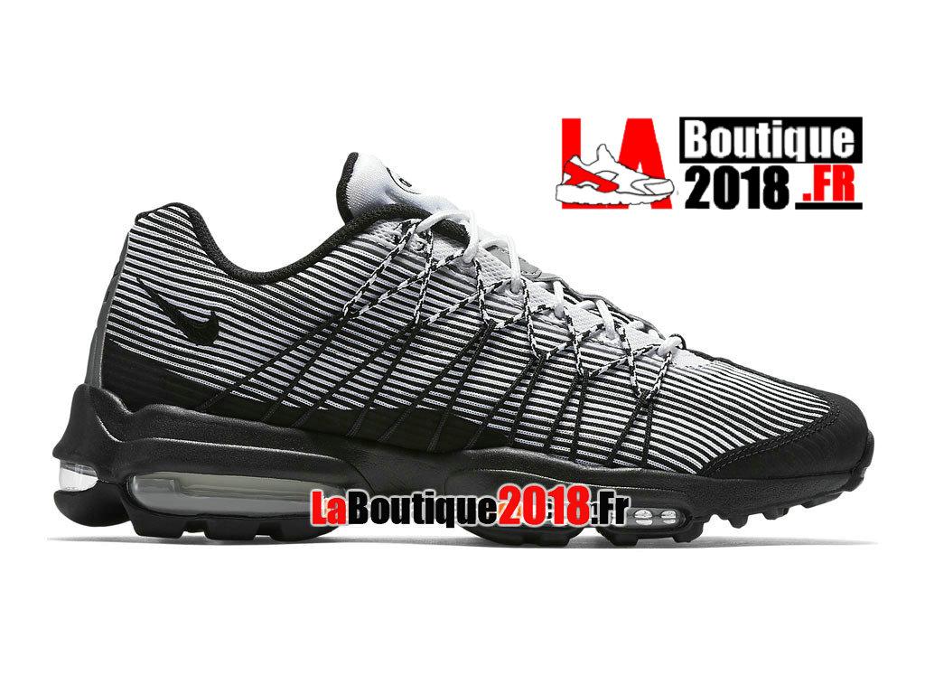 san francisco fc3c0 292bd Official Nike Air Max 95 Ultra Jacquard - Men´s Nike Sneaker Shoe White