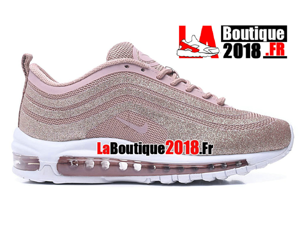 Chaussures Officiel Nike Wmns Air Max 97 GS Sneaker Prix