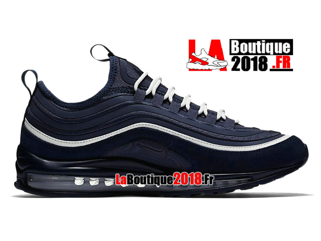 Officiel Nike Air Max 97 Ul 17 Se Blanc Marine 924452-401 Chaussures Nike Sneaker Pas Cher Pour Homme