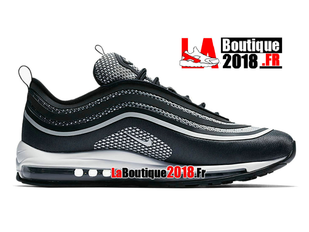 7d94f092c0d2 Official Nike Air Max 97 Ultra 17 Black Anthracite 918356-001 Men´s Nike