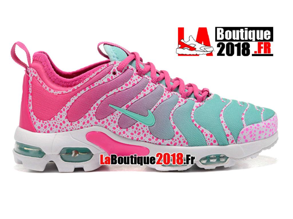 Chaussures Officiel Nike Wmns Air Max Plus TN GS Sneaker