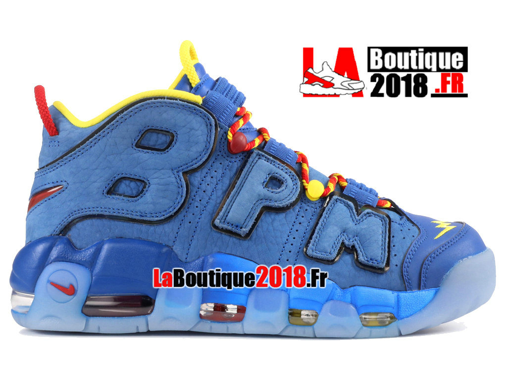en soldes 97166 6b04b Men´s Official Nike Air More Uptempo Basketball Prix Shoes ...