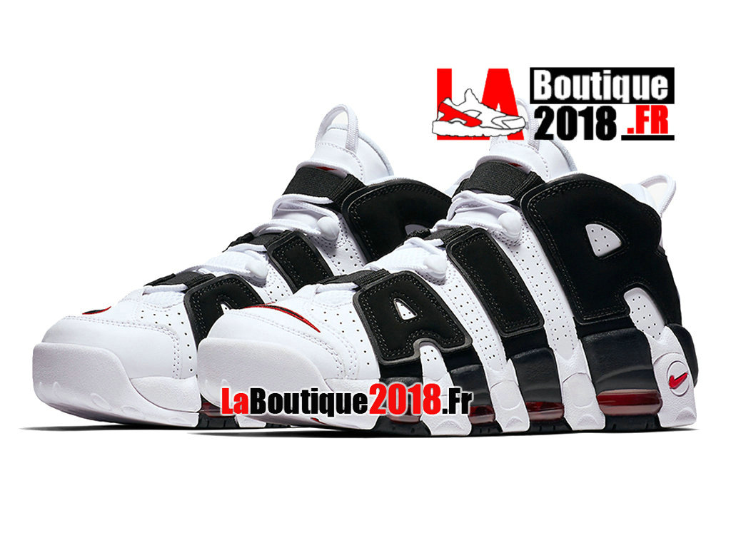 Chaussures Baskets More Blanc France Homme 414962 Prix Officiel En Nike Sneaker Uptempo 105 Site Air Noir m8wyN0Onv