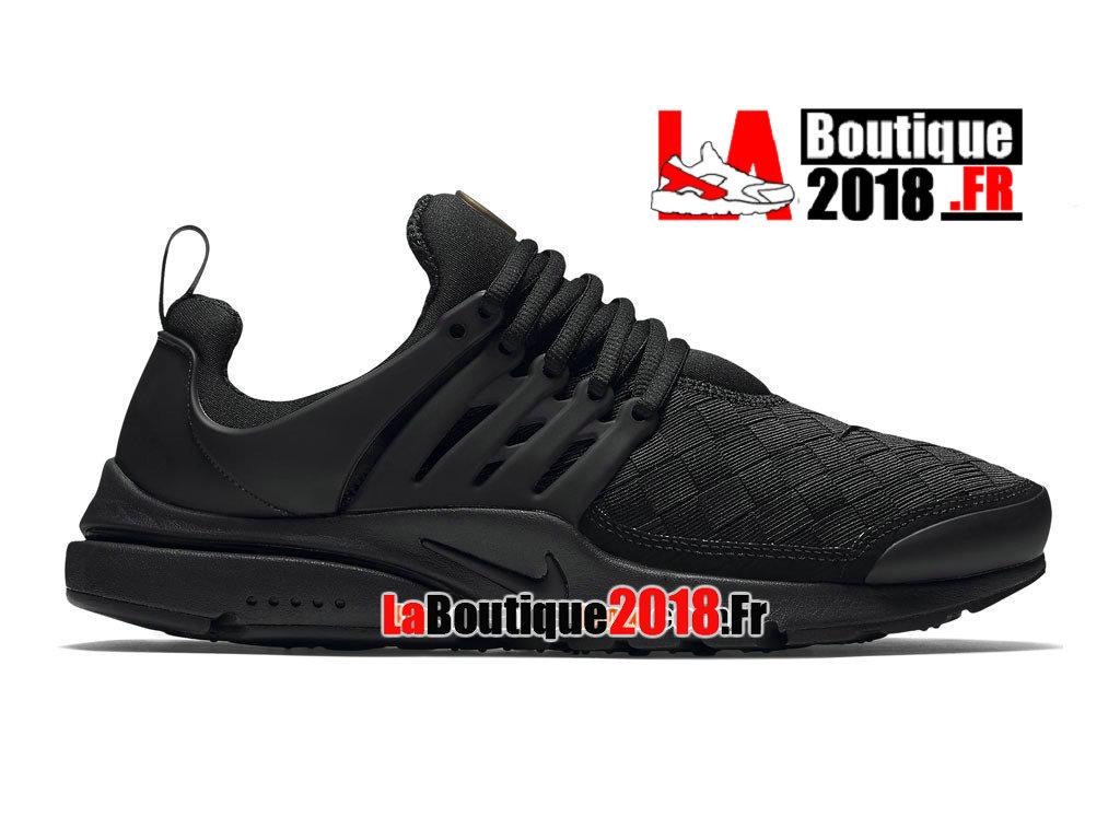 san francisco c0f9d 8178d Official Nike Air Presto SE Woven - Men´s Nike Sneaker Shoes Black 848186-