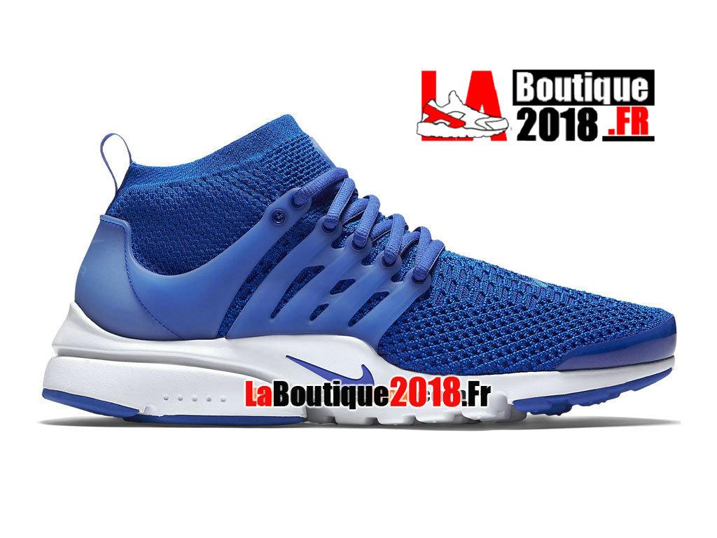 detailed look a2768 d522b Official Nike Air Presto Ultra Flyknit - Men´s Nike Sneaker Shoes Racer  Blue