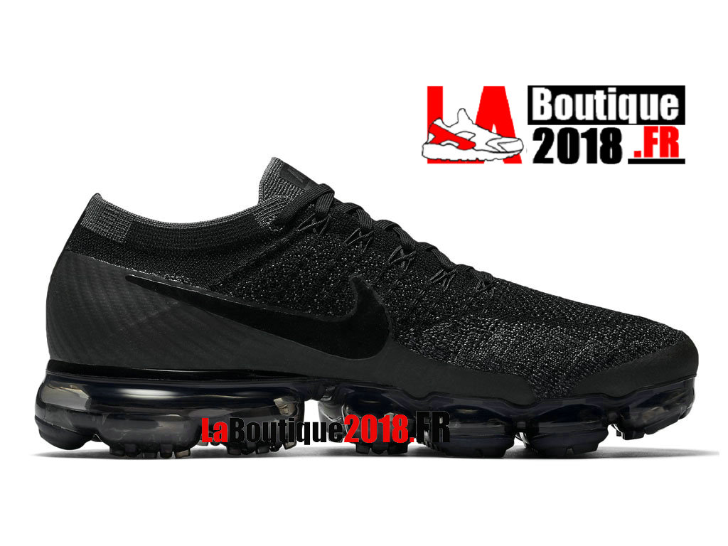Official Nike Air VaporMax - Men´s Nike Sneaker Shoe Triple Black 849558-007