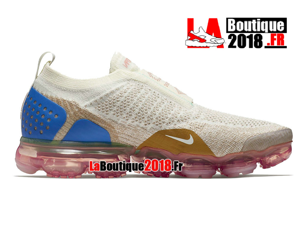 360f2d8f299 Official Nike Air VaporMax Moc 2 Sail Anthracite AH7006-100 Men´s Nike