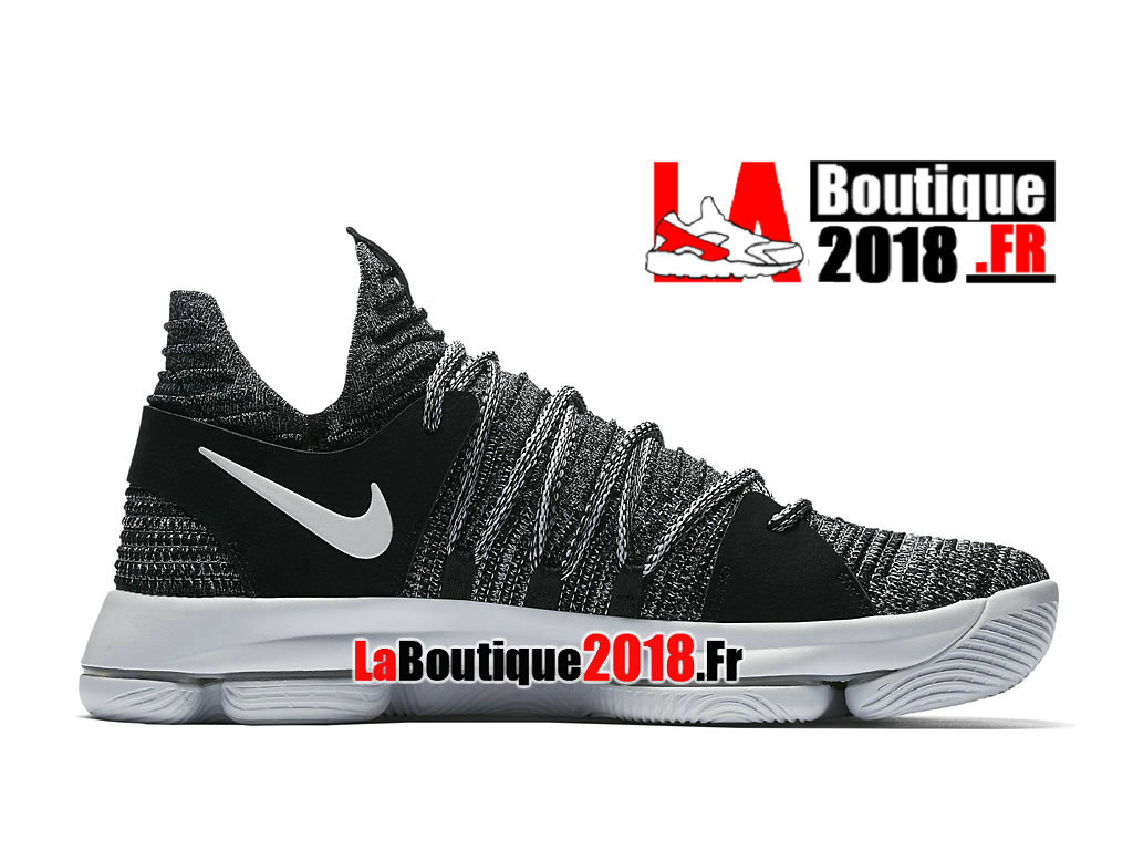 6c35679998b Official Nike KD 10 Oreo Release Date Dark Grey 897815-001 Men´s Basketball