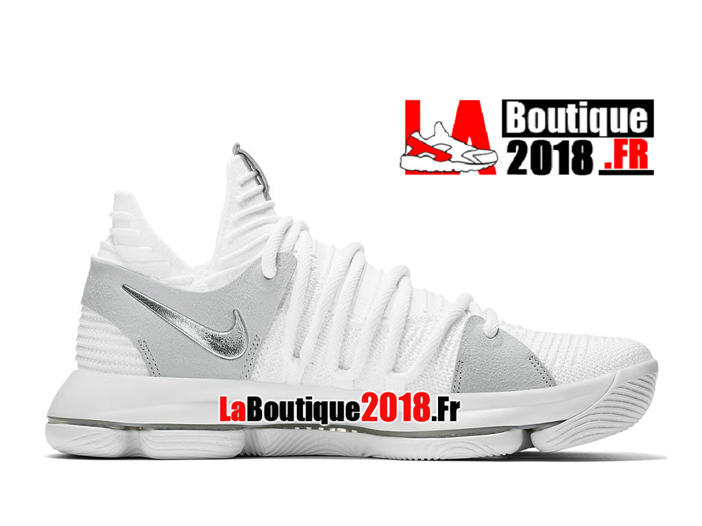 Officiel Nike KD 10 Still KD Release Date 897815-100 Chaussure Basket Nike Sneaker Pas Cher Pour Homme