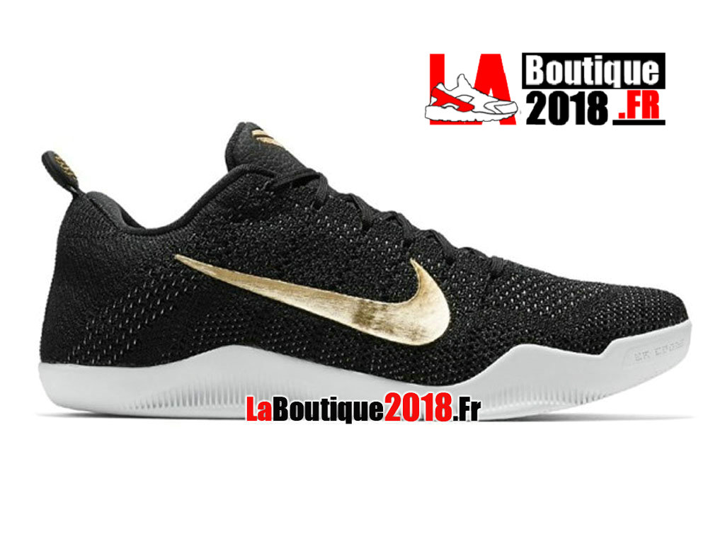 ef15a12a826 Official Nike Kobe 11 Black Gold GCR 885869-070 Men´s Nike Sneaker Shoe