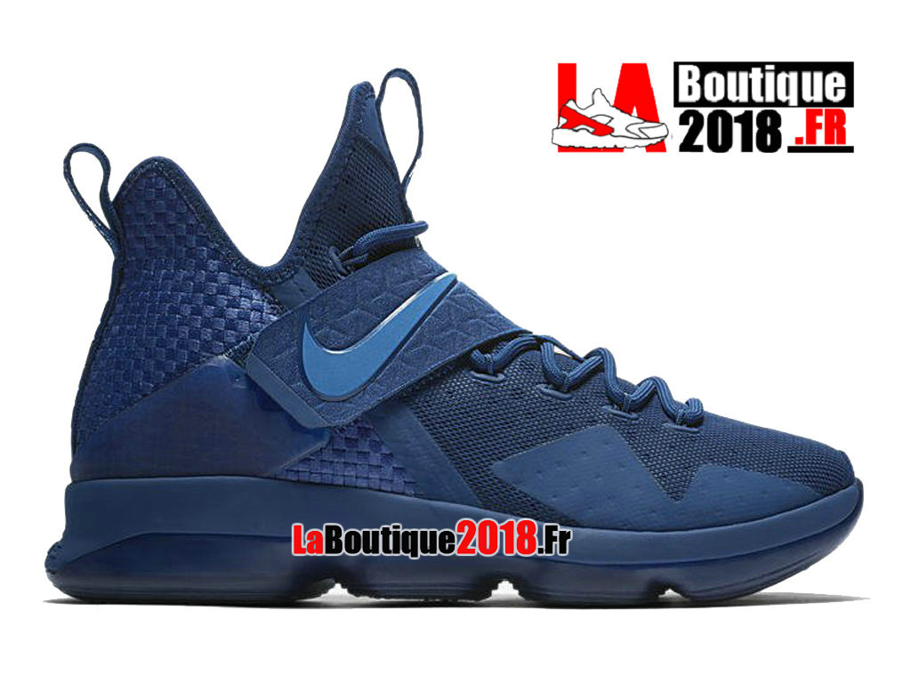 Officiel Nike LeBron 14 Agimat US Release Date Main 852402-400 Chaussures Nike Sneaker Prix Pour Homme