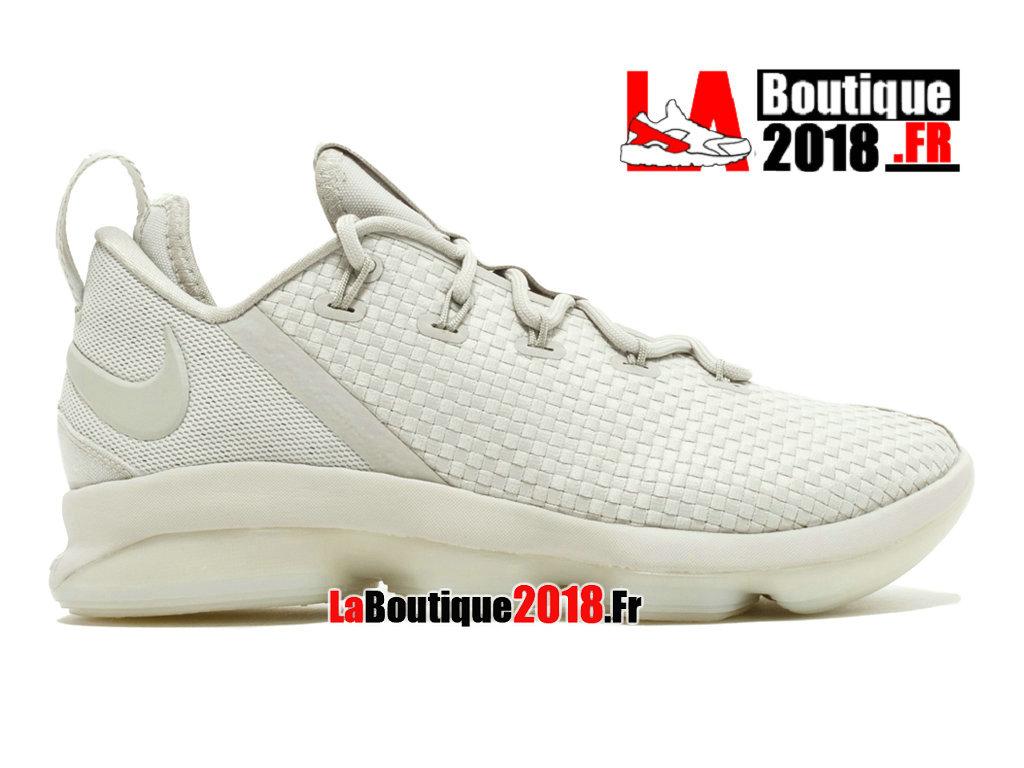c4d08296a3846 Official Nike LeBron 14 Low Light Bone 878636-004 Men´s Nike Prix Sneaker