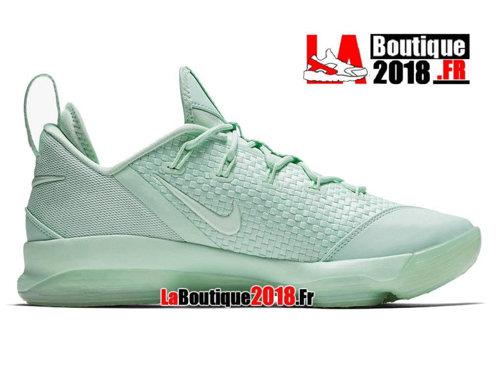03a9e60376a5e Official Nike LeBron 14 Low Mint 878636-300 Men´s Nike Prix Sneaker Shoes