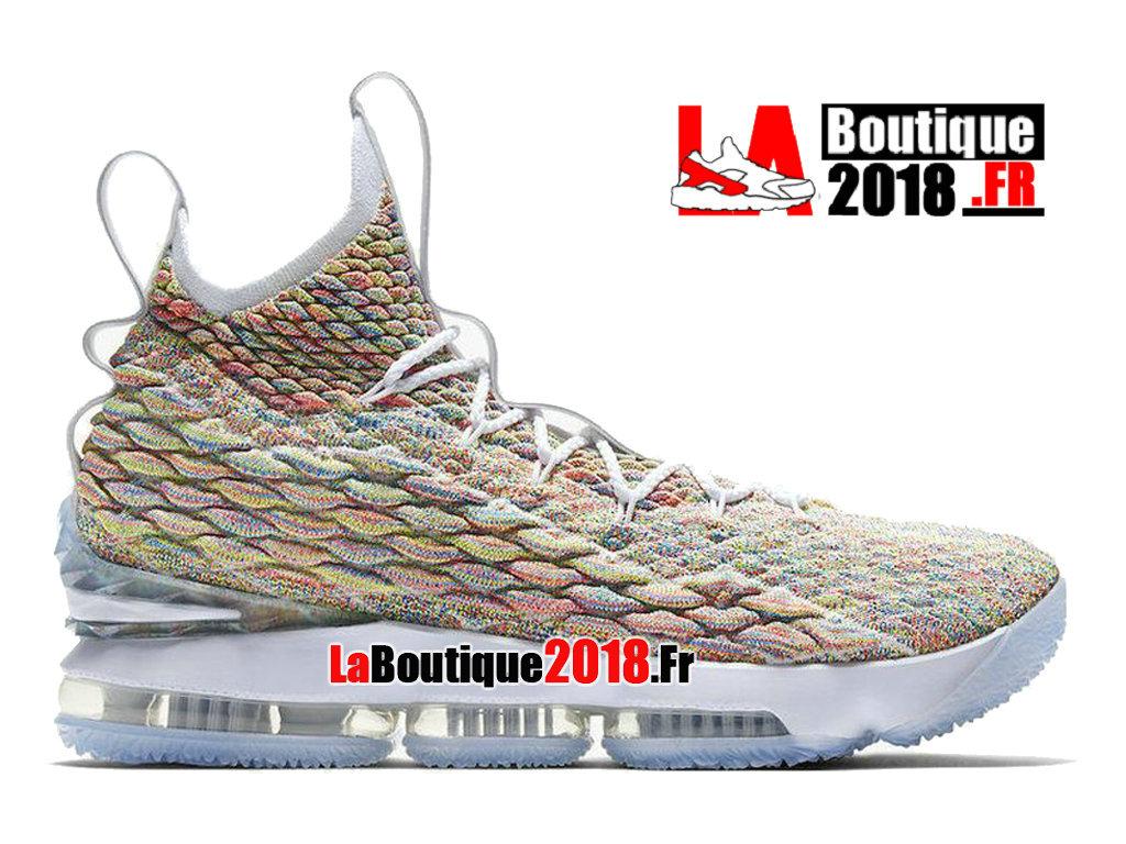 best sneakers 5cba1 570be Official Nike LeBron 15 Fruity Pebbles 897648-900 Men´s Nike Prix Sneaker  Shoes