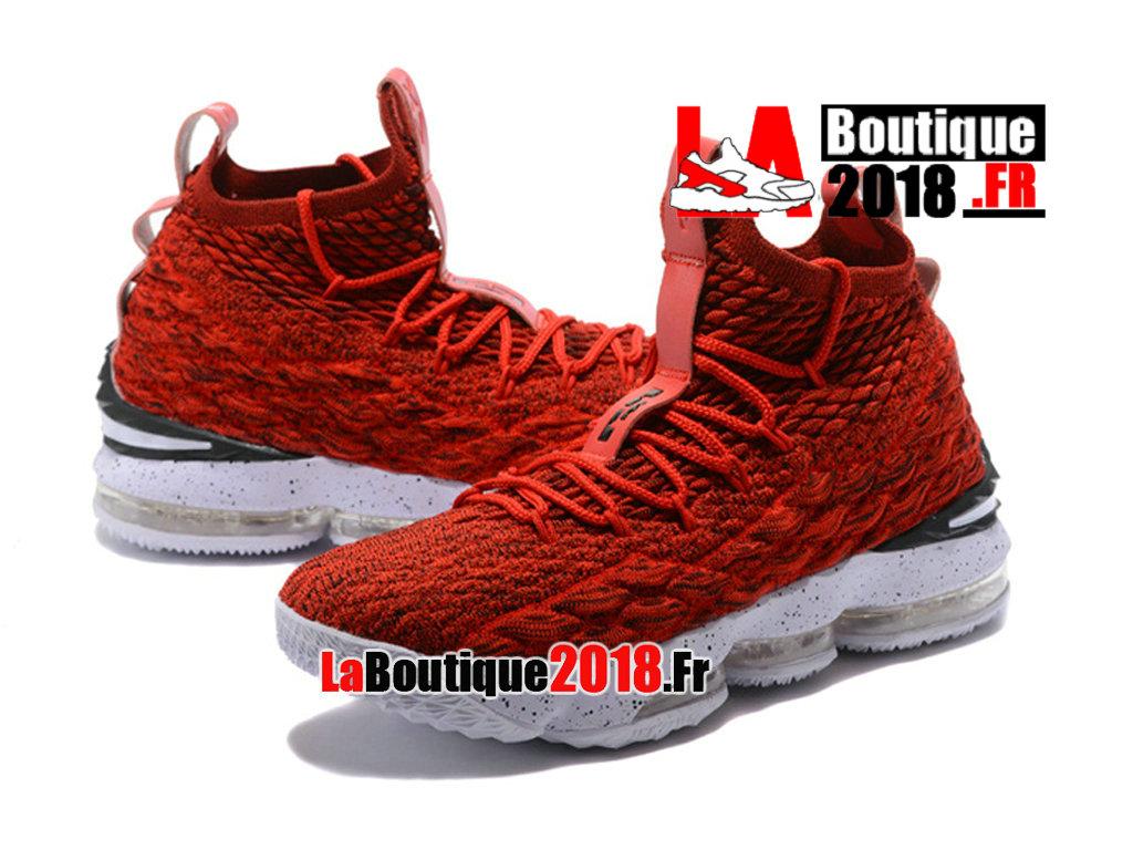 Baskets Nike Chaussures Officiel En 15xv Prix Sneaker France Homme Lebron Site Rougeblanc ED2YWHI9