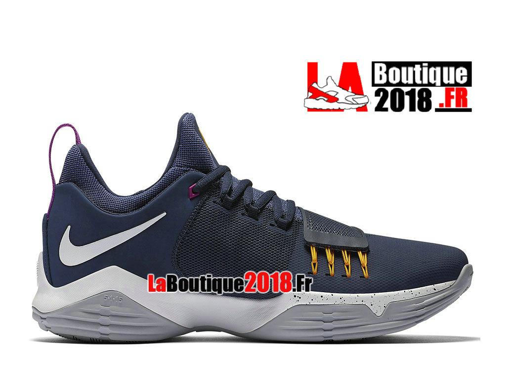 Official Nike PG 1 The Bait Blue White 878627-417 Men´s Nike Basketball 70a92ee5c9