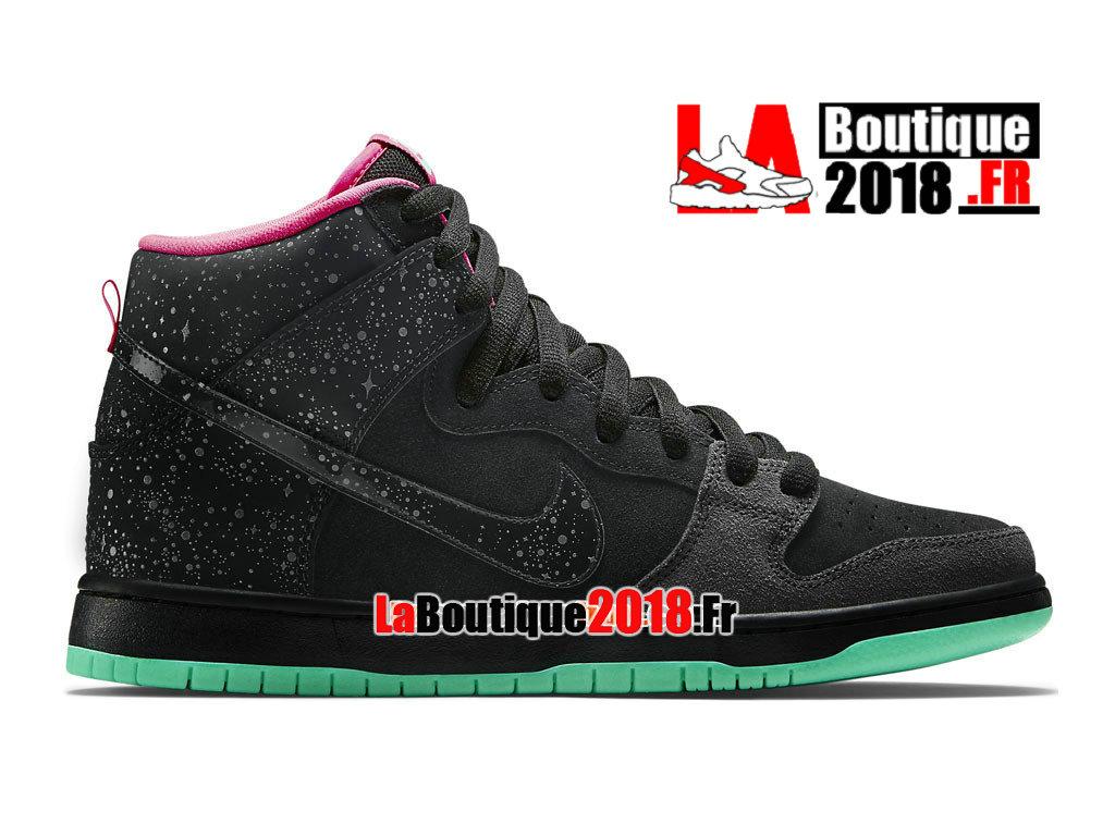 the best attitude ac4b8 a4eb3 Official Nike SB Dunk High Premium (GS) - Nike Unisex Skateboarding Shoe  (Womem