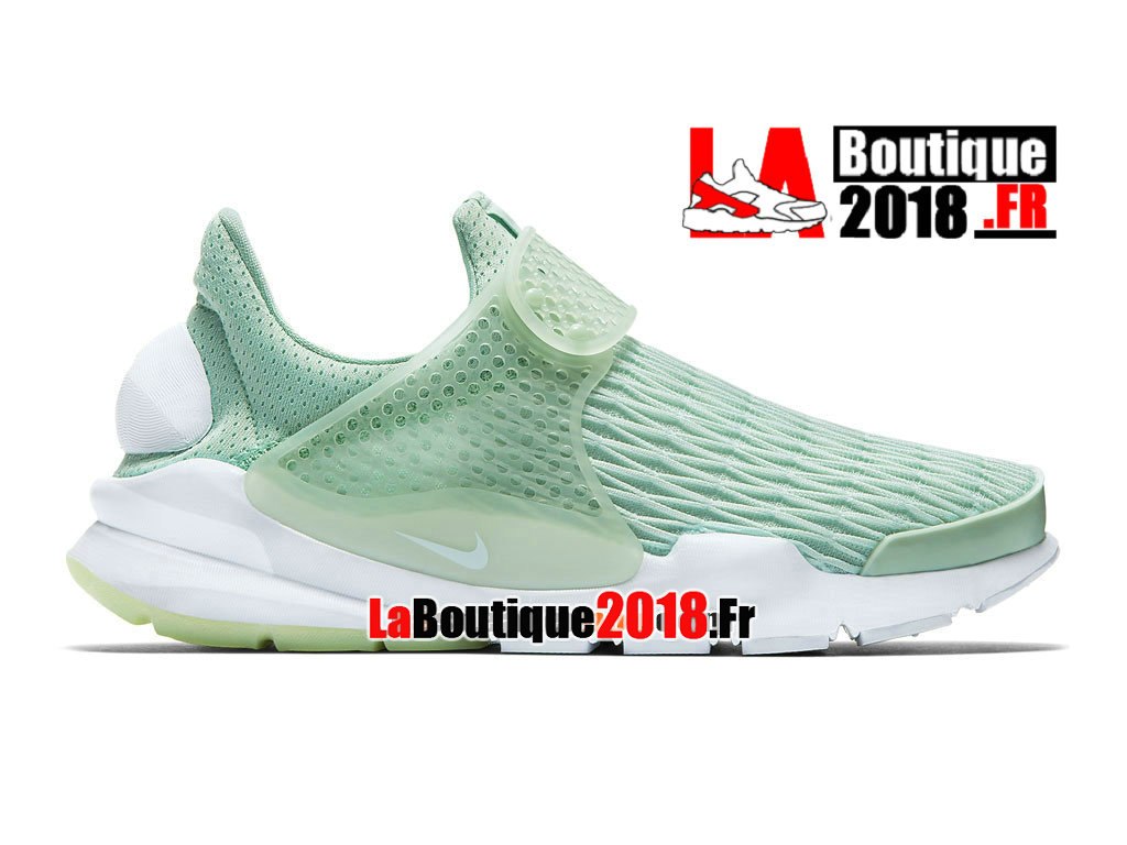 Officiel Nike Sock Dart Premium - Chaussures Nike Sneaker Pas Cher Pour Homme Nike/Hyper turquoise/Vert Electro/Blanc 881186-300H