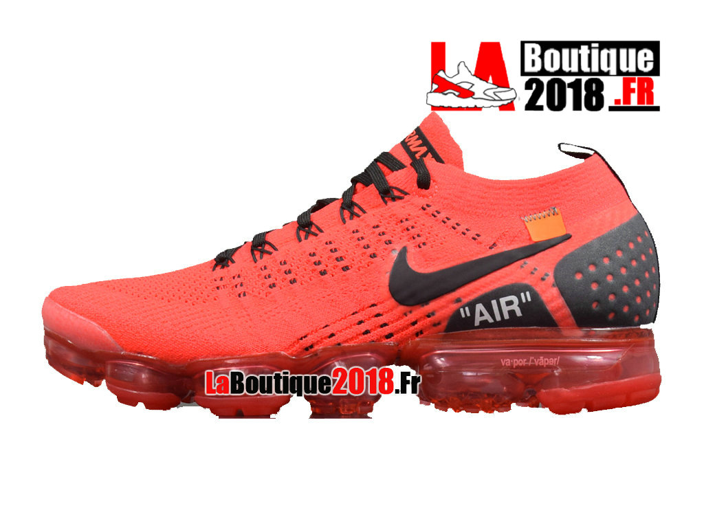 Officiel Nike VaporMax 2.0 Team Red 942842-006 Chaussure Nike Sneaker Pas Cher Pour Homme