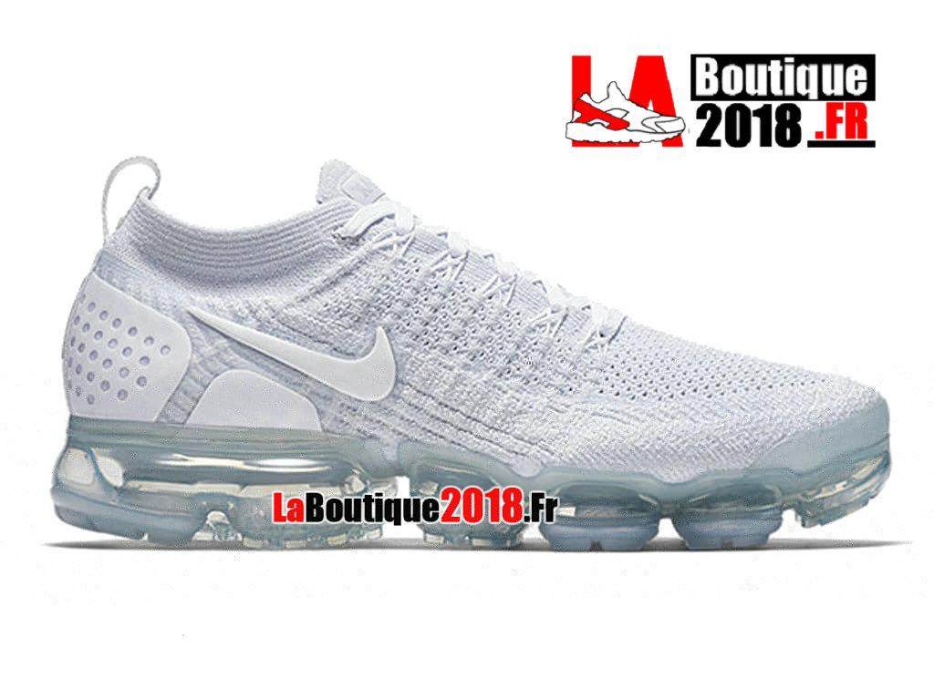 ece783264ee Official Nike Vapormax Flyknit 2.0 Pure Platinum 942843-100 Men´s Nike  Sneaker Shoe
