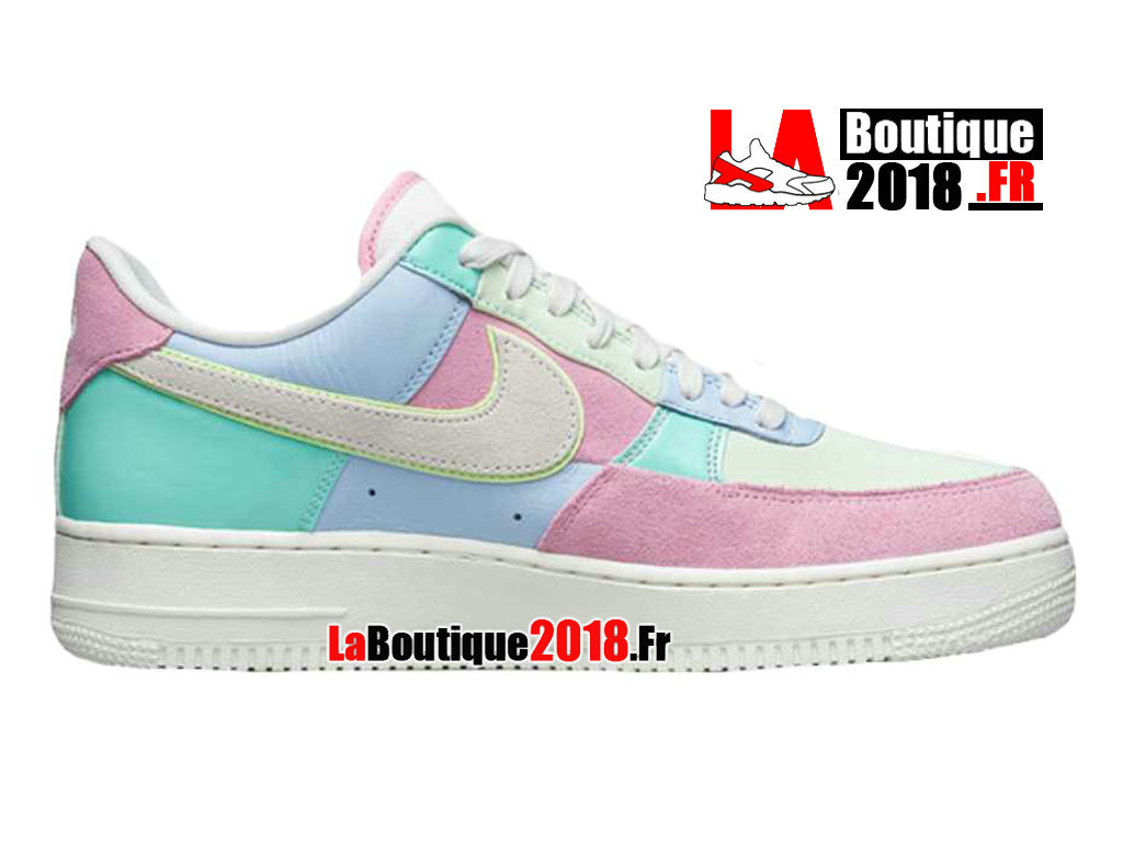 air force one bleu et rose femme
